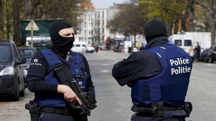 إصابة شرطي بحادث طعن في بروكسل