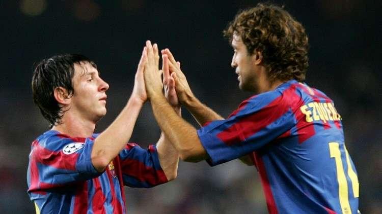 قبل 18 عاما وصل ميسي إلى برشلونة.. لتبدأ أجمل القصص في تاريخ كرة القدم (فيديو)