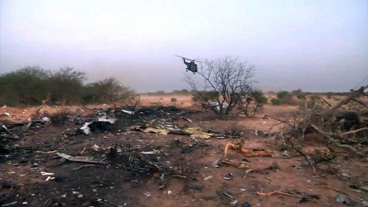 تحطم مروحية عسكرية في السودان