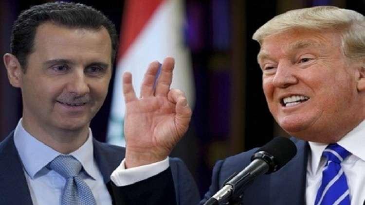 ناشونال إنترست: هل يمكن لترامب أن يغتال الأسد!؟