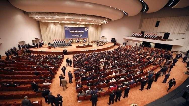 النواب العراقي يتلقى أوراق أول مرشح لرئاسة الجمهورية