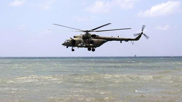 الدفاع الروسية تعثر على حطام الطائرة إيل20