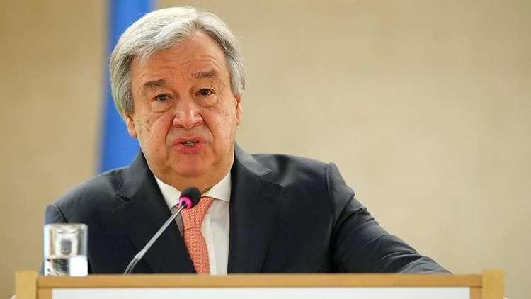 الأمم المتحدة ترحب بقمة جيبوتي وإريتريا في جدة