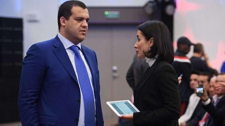 تخصيص رواتب شهرية مدى الحياة للملاكمين الأولمبيين الروس