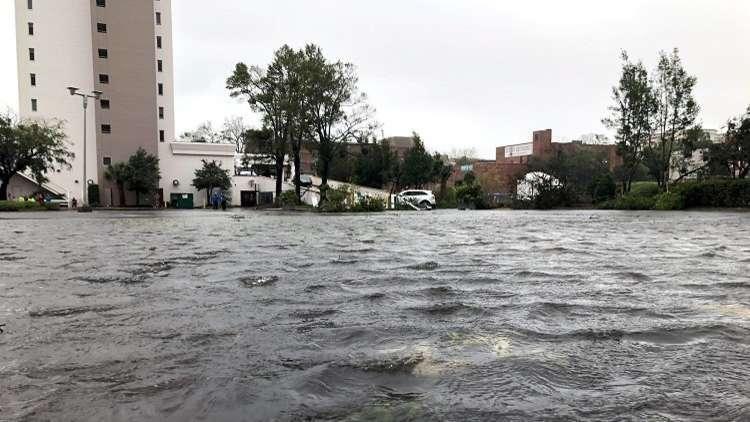الإعصار فلورنس يحصد أرواح 31 شخصا في الولايات المتحدة