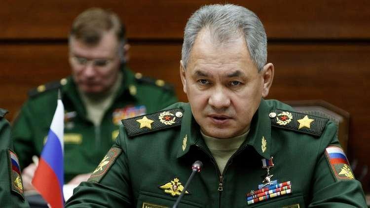 وزير الدفاع الروسي يكشف عن المهمة التي كلفت بها طائرة
