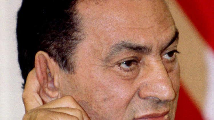 وفاة الرجل الذي قال لمبارك
