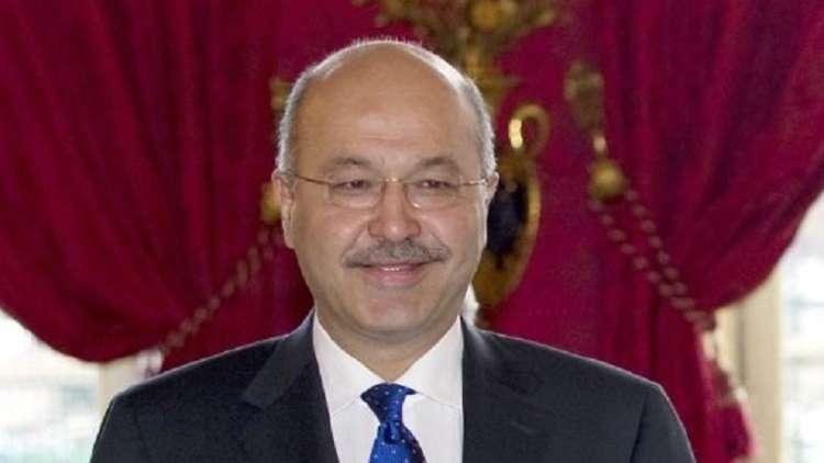 مصدر: توافق كردي على تسنم برهم صالح منصب الرئاسة العراقية