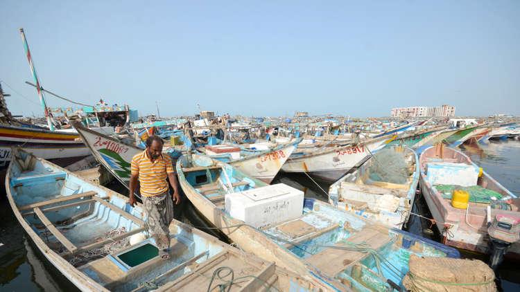 مقتل 18 صيادا باستهداف قاربهم قبالة الساحل اليمني