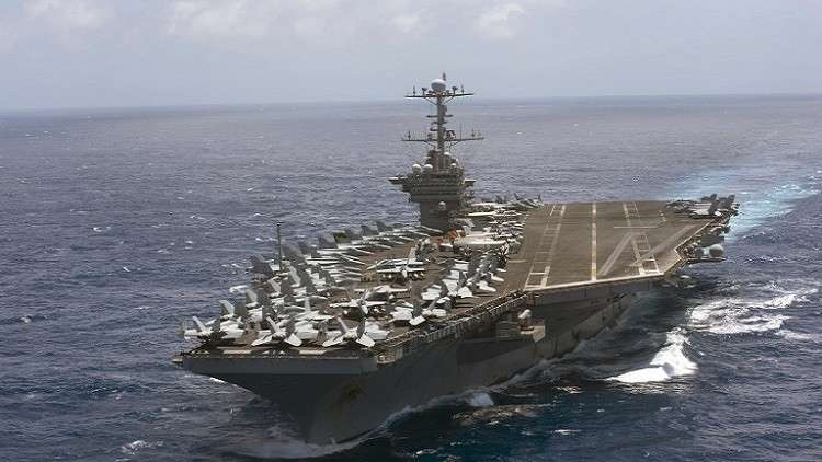 واشنطن تعزز وجودها العسكري في المتوسط
