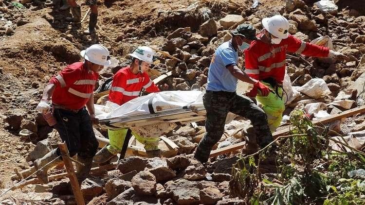 81 شخصا حصيلة ضحايا إعصار