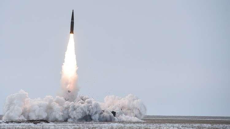 روسيا ترسل صواريخ