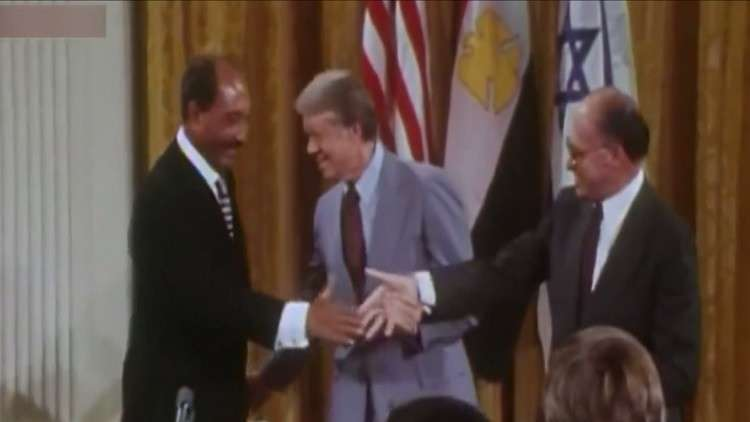 40 عاما على توقيع اتفاقية كامب ديفيد