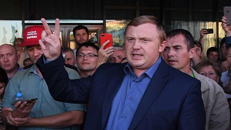 الكرملين يعلق على فضيحة انتخابية شرقي البلاد