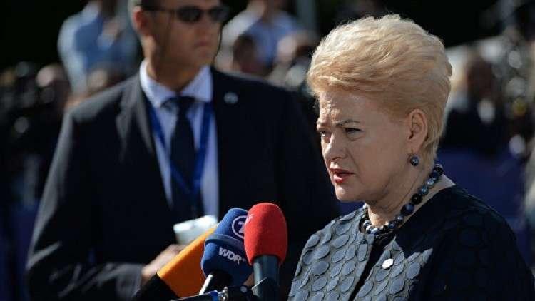 ليتوانيا تقترح معاير موحدة لحماية الحدود البرّية للاتحاد الأوروبي