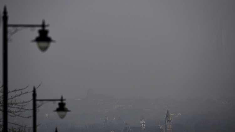 تلوث الهواء يرتبط بزيادة خطر الإصابة بالخرف