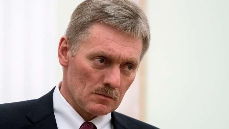 بيسكوف: الأسد لم يهاتف بوتين بعد حادث طائرتنا في سوريا
