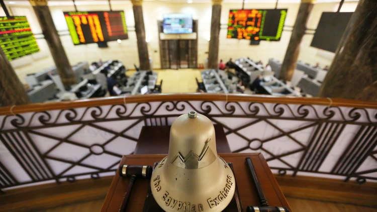 البورصة المصرية تتكبد خسائر فادحة