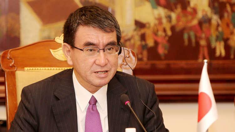 وزير خارجية اليابان ينوي مناقشة خطة السلام الروسية مع لافروف