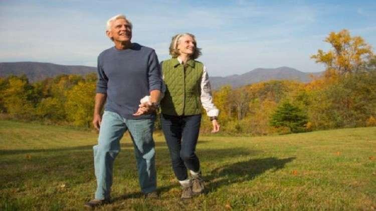 نشاط بدني يومي يخفض من حدة السكتة الدماغية لدى كبار السن