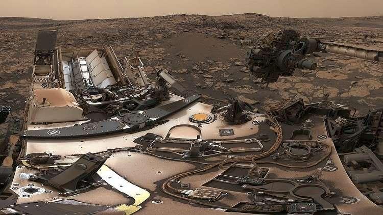 خلل غامض يعلق مهام روفر المريخ العلمية!