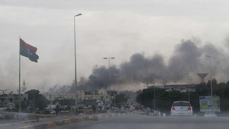 حفتر: لا علاقة للجيش الليبي بالاشتباكات في طرابلس وسنتحرك في الوقت المناسب
