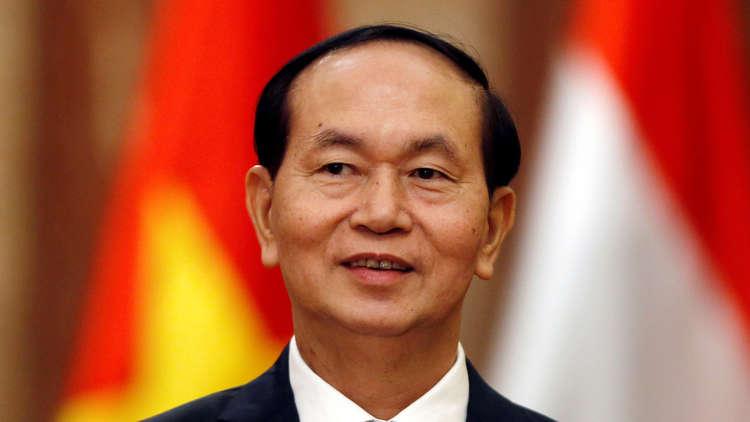 وفاة رئيس فيتنام تران داي كوانغ عن عمر يناهز 61 عاما