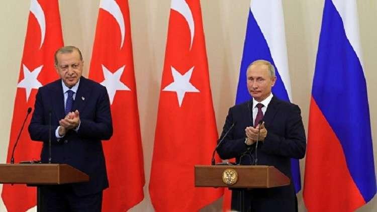 تعميم اتفاق بوتين وأردوغان بشأن إدلب كوثيقة رسمية في مجلس الأمن