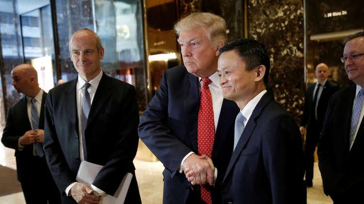 ترامب ينسف خطة لأغنى رجل صيني لتوفير مليون فرصة عمل في أمريكا