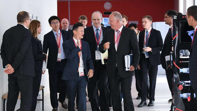 تعاون استثماري وثيق بين روسيا و