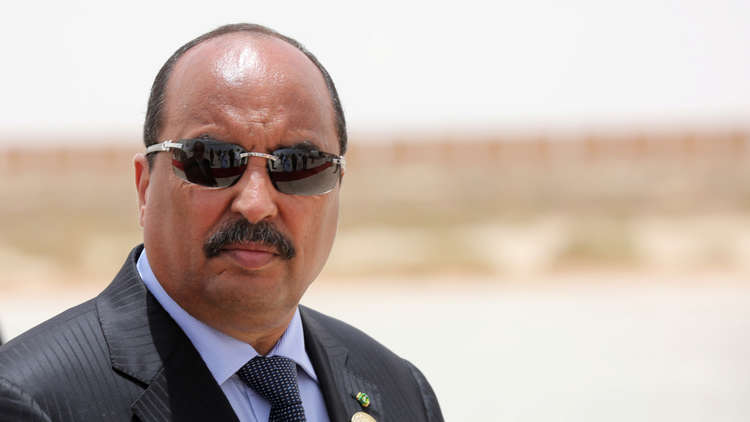 رئيس موريتانيا: الإسلام السياسي أكبر مأساة للعرب وإسرائيل أكثر إنسانية منه