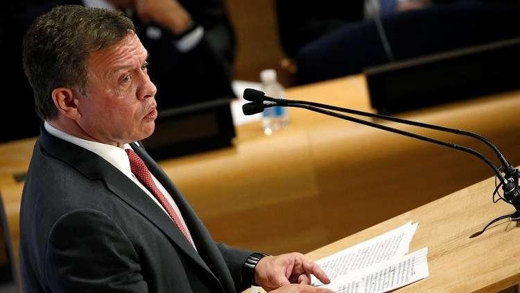 الملك عبد الله الثاني للإسرائيليين: هذه شروط السلام