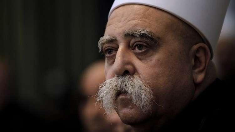 الشيخ طريف يدعو إلى فتح معبر القنيطرة في الجولان