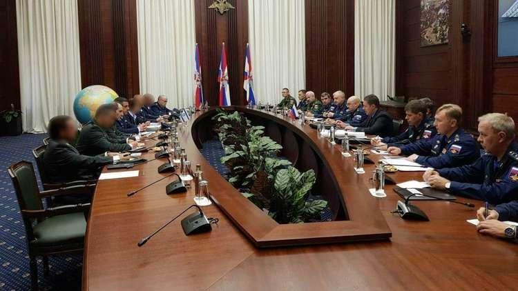 كيف تبرأ قائد سلاح الجو الإسرائيلي في موسكو من إسقاط