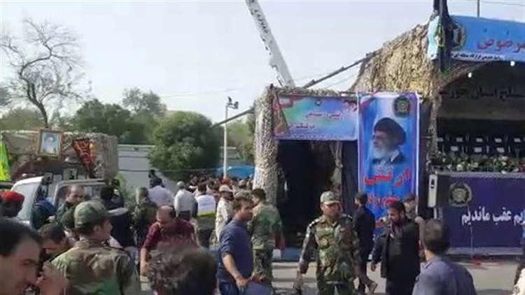 الجيش الإيراني: دولتان خليجيتان وراء هجوم الأهواز