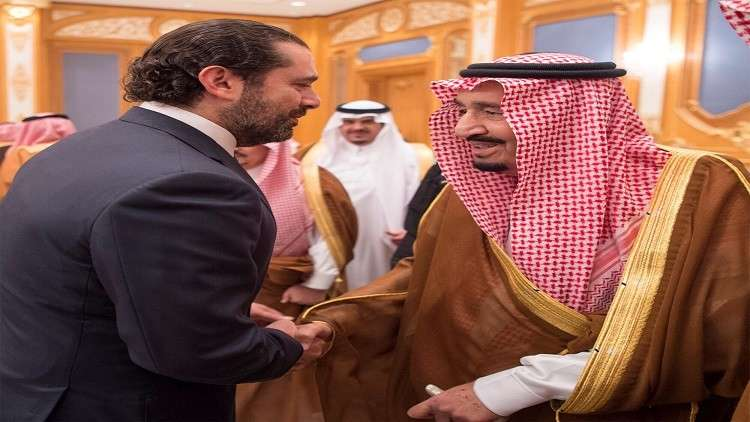 الحريري يشيد بدور السعودية في دعم لبنان خلال الأزمات