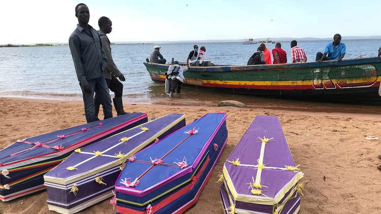 ارتفاع عدد ضحايا غرق العبارة في تنزانيا إلى 200