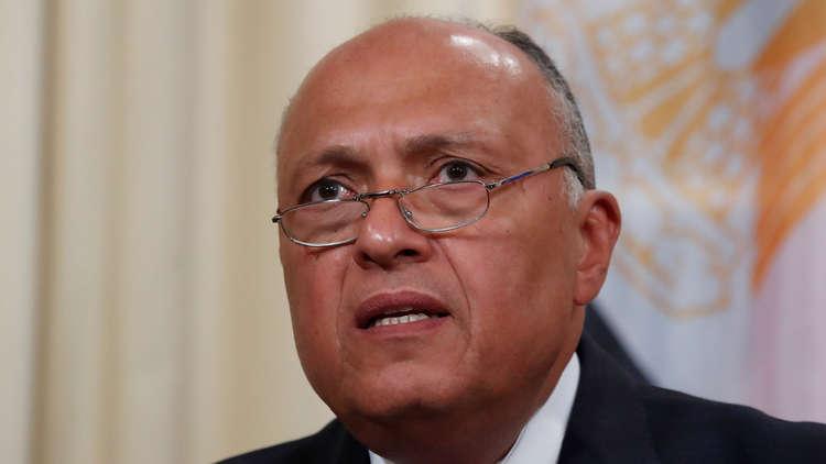 وزير الخارجية المصري يكشف تطورات الأزمة مع قطر