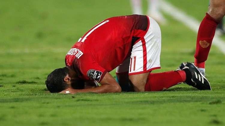 الأهلي المصري يكمل أضلاع المربع الذهبي لدوري الأبطال