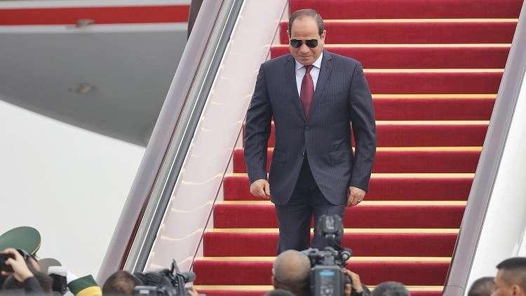 سامح شكري: السيسي سيطلب معاقبة الدول الداعمة للإرهاب