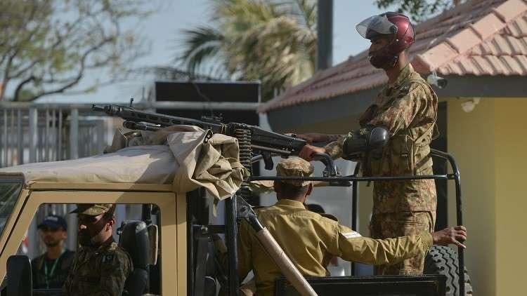 مقتل 7 جنود و9 مسلحين في اشتباكات بشمال باكستان