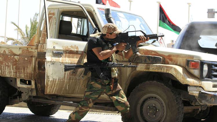 حكومة الوفاق تدعو الأمم المتحدة للتدخل في طرابلس