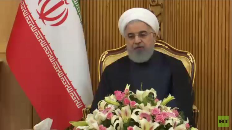 روحاني: هجوم الأهواز لن يبقى دون رد