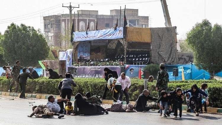 مسؤول إيراني يكشف عن ارتباط منفذي هجوم أهواز بدول في المنطقة