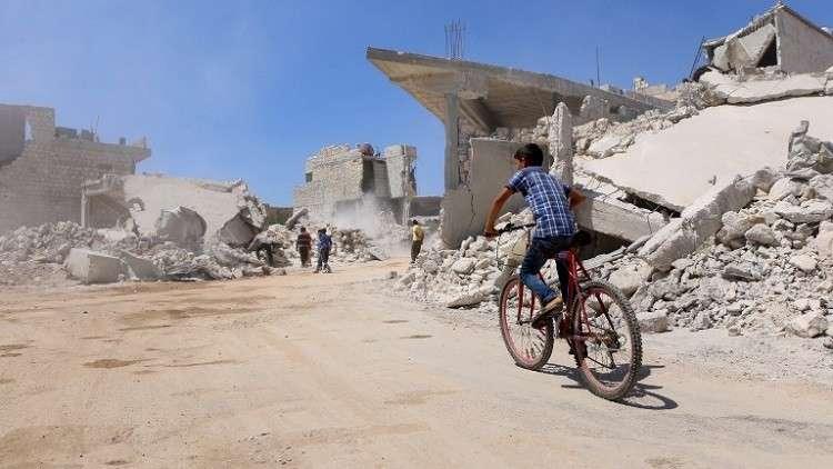 المرصد السوري يحصي عدد ضحايا ضربات التحالف الدولي منذ 2014