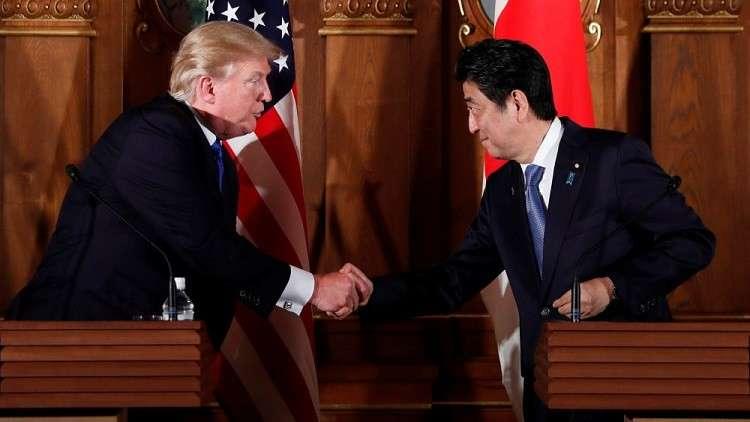 ترامب إلى نيويورك لبحث قضايا التجارة والدفاع مع رئيس وزراء اليابان