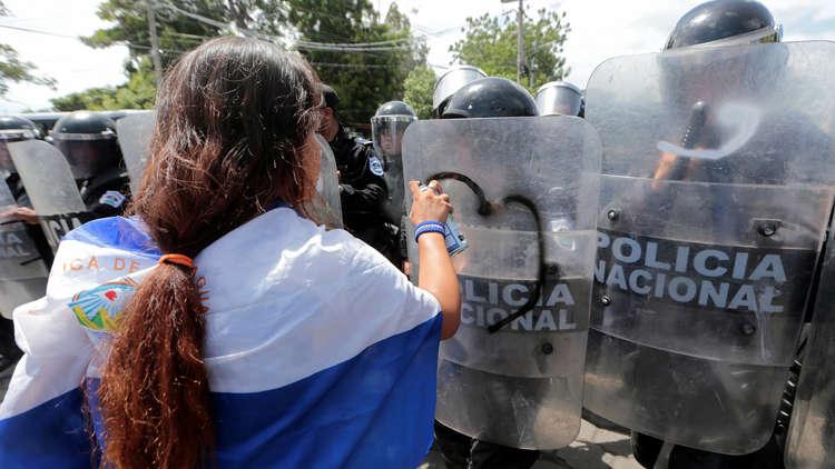 قتيل و5 جرحى خلال تظاهرة للمعارضة في نيكاراغوا