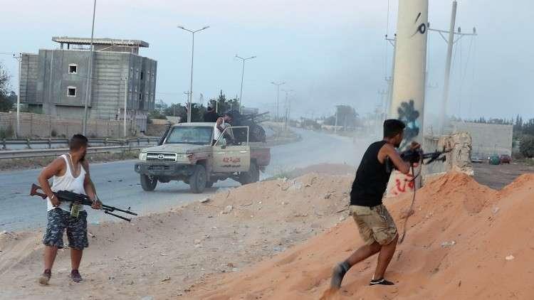 بعثة الأمم المتحدة في ليبيا تعزي وتتوعد!
