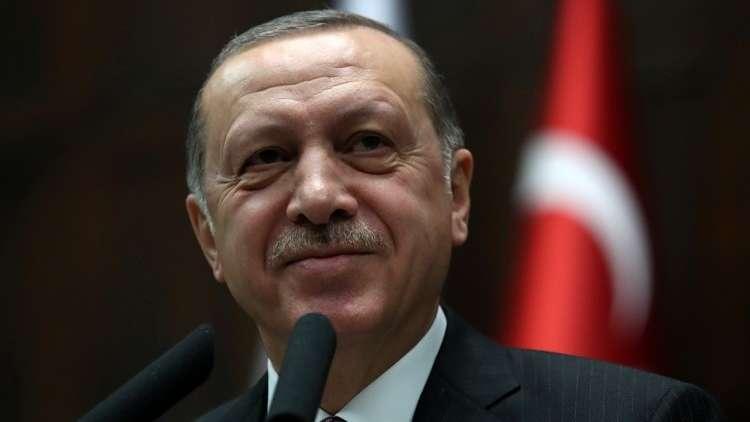 أردوغان يتعهد بفرض مناطق آمنة شرقي الفرات بسوريا
