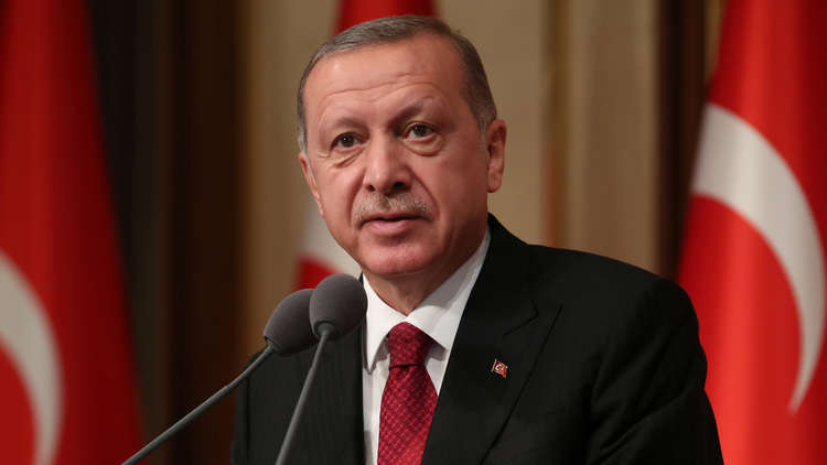 أول تعليق لأردوغان على هجوم الأهواز في إيران